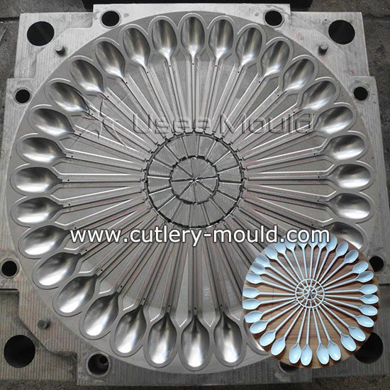 32 cavities spoon mould