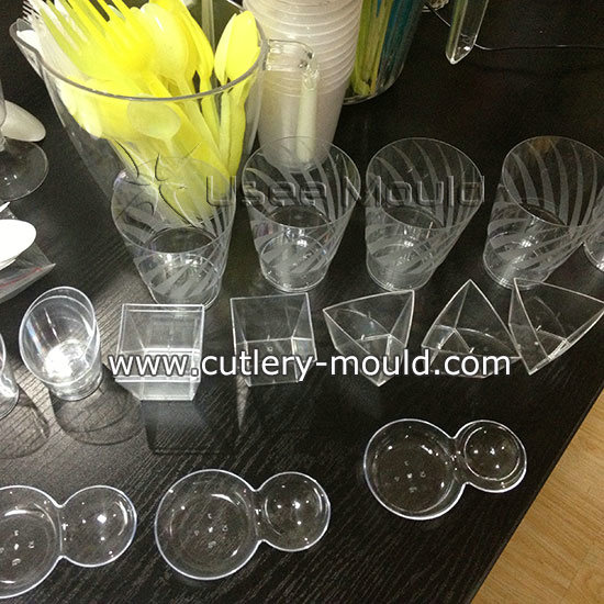 air line cup mould