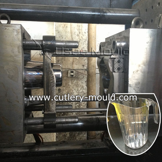 one cavity cup mould
