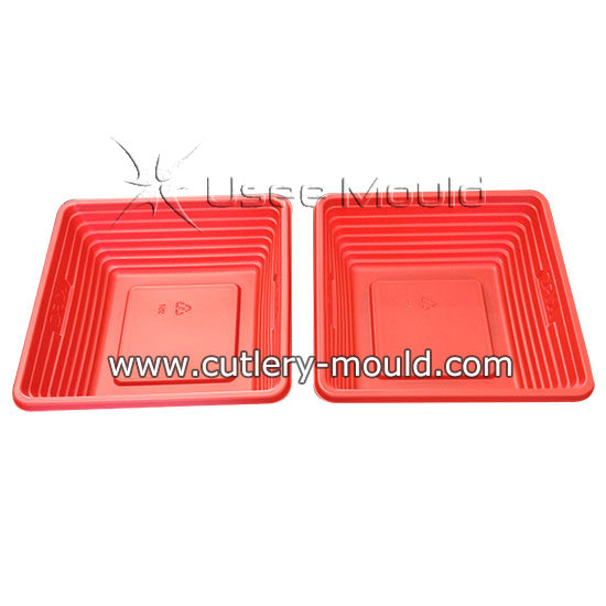 thinwall food container mould
