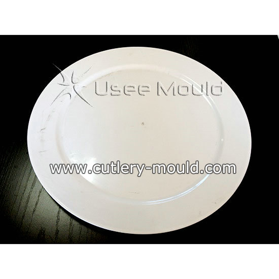 round plate mould