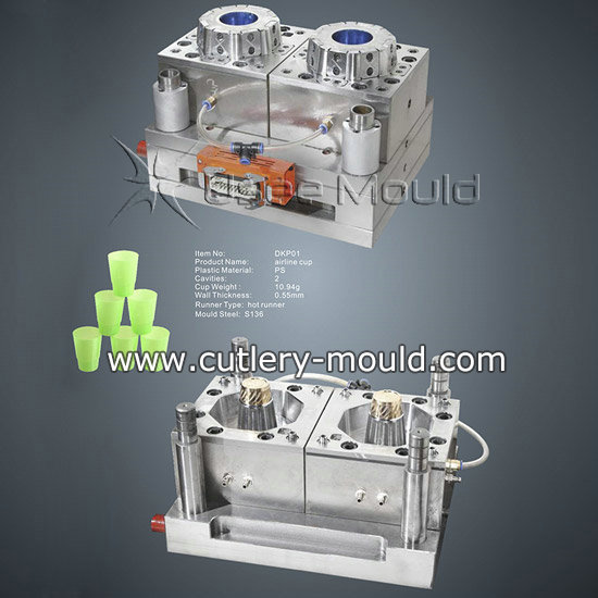 Plastic Airline Cup Mould